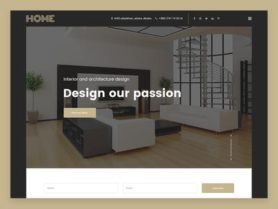 Home Interior Design WIP