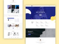 Agency Template Design