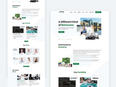 Green Light Website Redesign