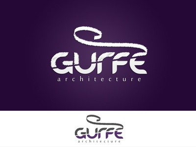 Gurfe Architecture  yunus ünsal design branding brand logotype logodesigner logodesign logo
