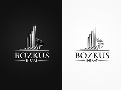 Bozkus Insaat yunus ünsal design branding brand logotype logodesigner logo logodesign