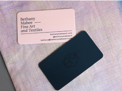 Business Cards always