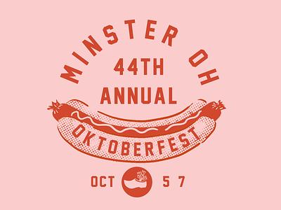 Bratwurst festival minster oktoberfest hot dog