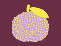 Yuzu Fruit