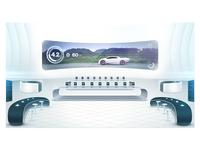 Futuristic Event Set Design