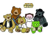 Star Wars Teddy Bear concept
