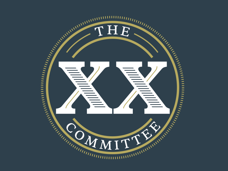 The XX Committee by Cameron Roberson | Dribbble | Dribbble