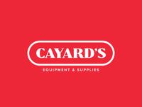 Cayard's Equipment