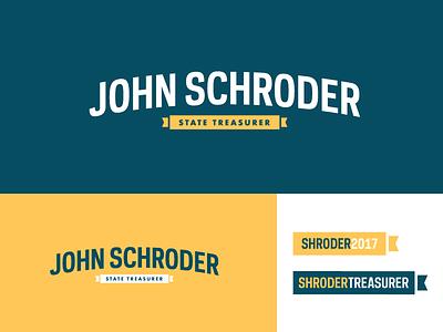 Schroder la baton rouge state brand logo politics campaign louisiana political