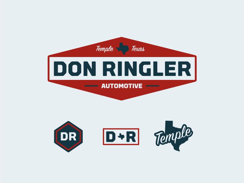 Automotive branding cars typography badge vintage logo automotive
