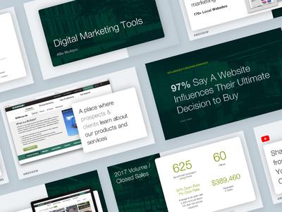 Marketing Tools Presentation Deck slide deck ppt email marketing ooh outdoor marketing advertising google slides powerpoint presentation