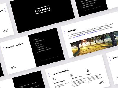 Light & Dark corporate clean simple branding pptx deck slide google slides ppt presentation