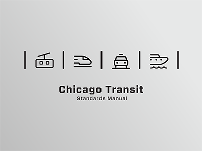 Chicago transit manual cover