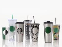 Starbucks Dot Collection
