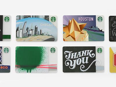 Starbucks Cards starbucks