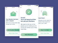 Health Care App Onboarding
