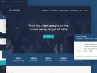 DivCOM Homepage
