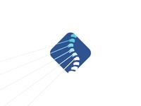 Skyway Surgery Center Logo Concept