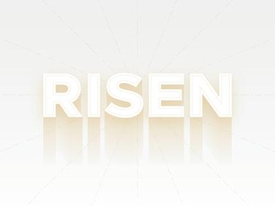 Risen » Resurrection Sunday christian church resurrection easter jesus series sermon life