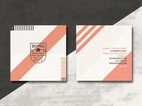 Australian Brewing Company - Business Card