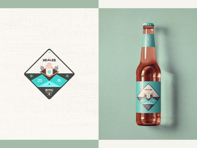 Australian Brewing Company - Packaging // The Healer
