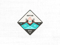 Australian Brewing Company - Badge // The Healer