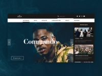 OKLM - Homepage