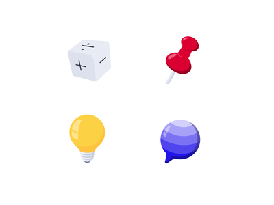 Illustrations for Text Blocks web design graphic figma branding minimal ui art vector illustration cartoon design