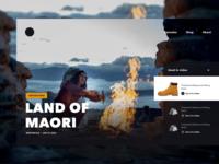 Land Of Maori