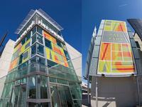 Hall of Fame Venue Graphics