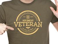 Student Veteran Shirt