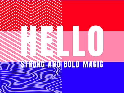 H E L L O web ux ui sketch logodesign logo identity design creativity colors brand