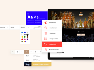 Project,  Create,  Build. colors vector branding app sketch interaction brand website ux ui design