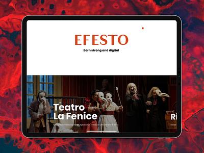 https://efesto.studio creative design agency app creativity brand website identity ui ux design