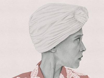 Esty realistic unorthodox netflix illustration graphite digital art graphite illustration graphite drawing digital illustration portrait