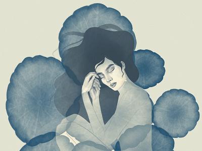 Dreams procreate art digitalgraphite water illustration procreate digital illustration