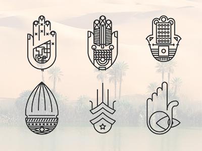 Khamsa khamsa hand fatima fatma symbol hamsa
