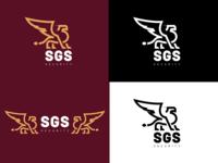 Security Company Logo detailed