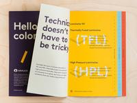 Prism booklet