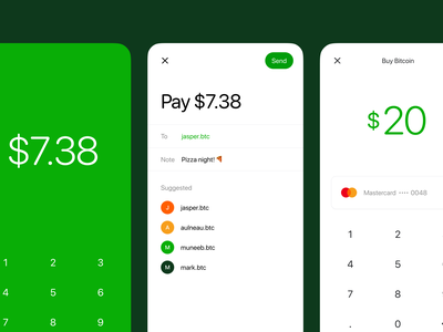 Hi wallet native mobile ux finance app bitcoin crypto cryptocurrency