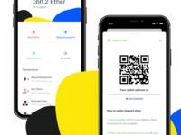 Pillar Ethereum wallet