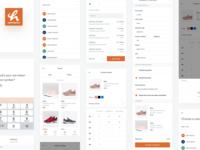 van Haren In-store app