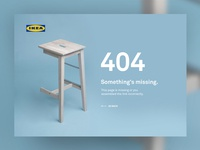 404 Page — UI Weekly Challenges-Season 02 / W [2/10]