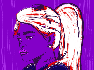 Ri Ri procreate ipad pro design art illustration digital