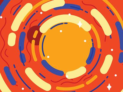 Hot Hot Heat art digital design illustration vector