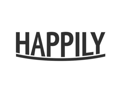 Logo for Happily Ltd