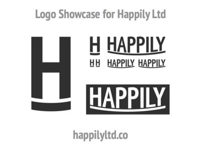 Happily Logo Showcase