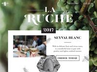 La Ruche Website