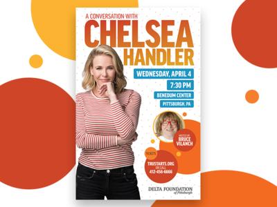 Chelsea Handler Poster