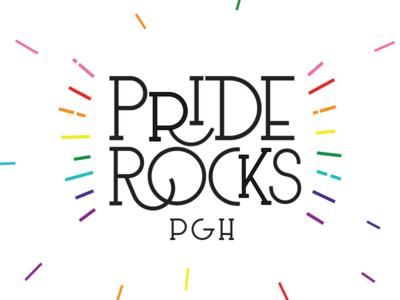 Pride Rocks PGH